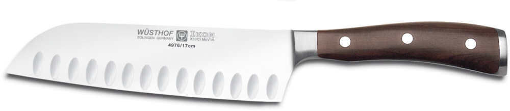Wüsthof Ikon Santoku nůž 17 cm