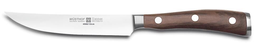 Wüsthof Ikon steakový nůž 12 cm