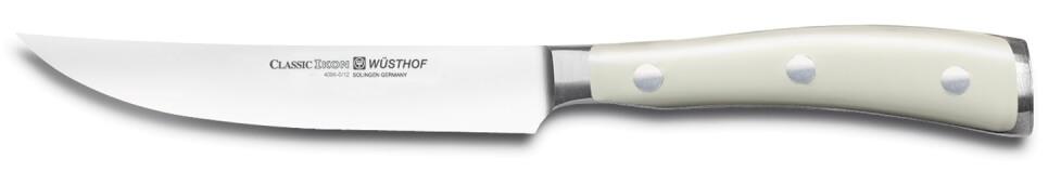 Wüsthof Classic Ikon Créme steakový nůž 12 cm