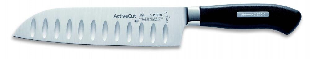 F. Dick Active Cut Santoku s výbrusem 18 cm