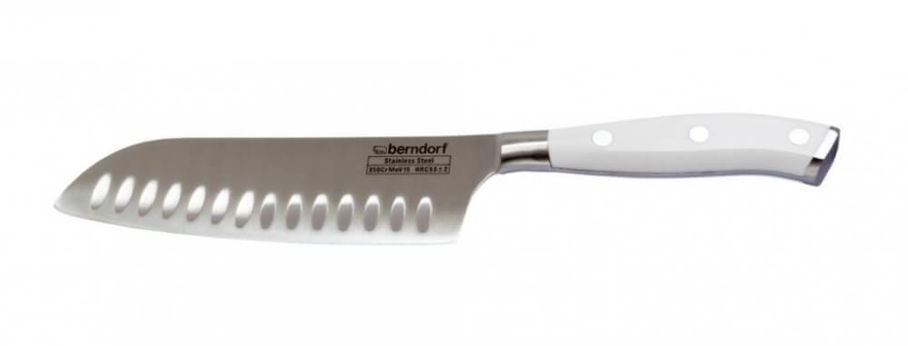 Berndorf Sandrik Santoku Exclusive nůž 17 cm