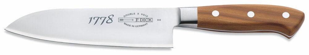F. Dick 1778 Santoku 17 cm