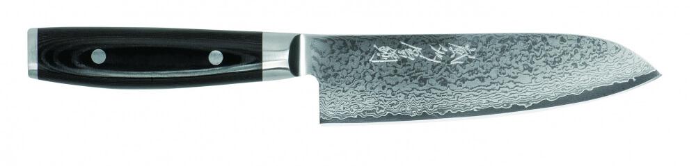 Yaxell Ran Plus Santoku nůž 16,5 cm