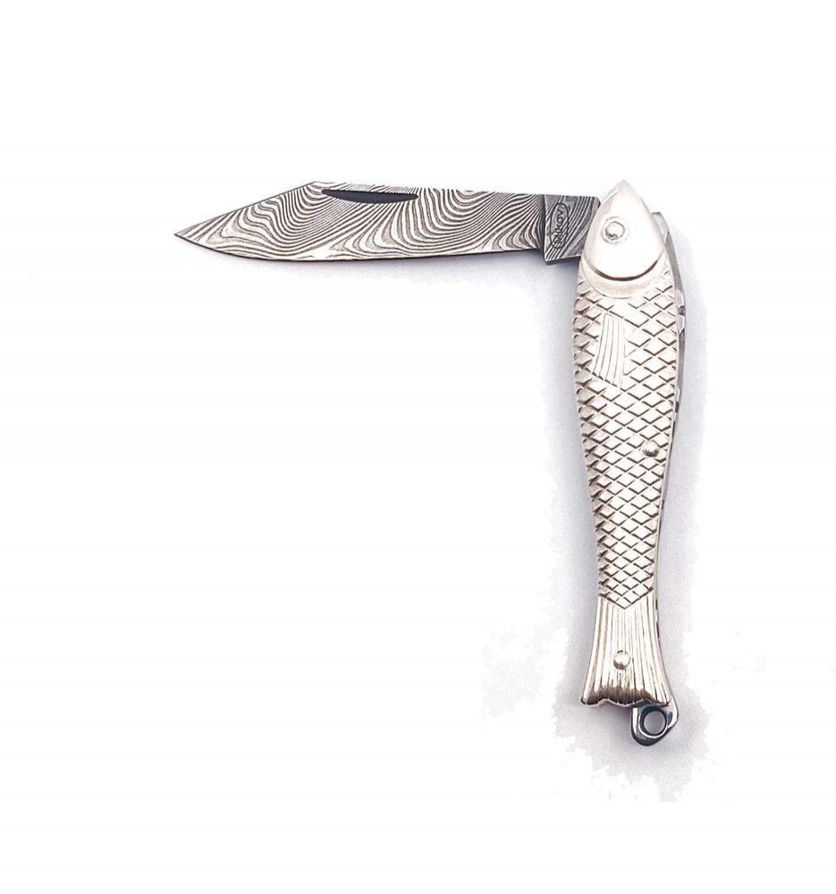 Mikov stříbrná rybička 130-DS-1