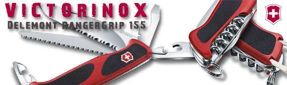 Luxusni-noze.cz - Victorinox Delémont RangerGrip 155